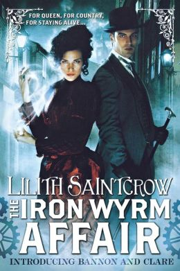 The Iron Wyrm Affair (Bannon and Clare Series #1)