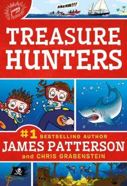 Treasure Hunters (Treasure Hunters Series #1)