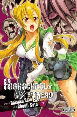 Highschool of the Dead, Volume 7