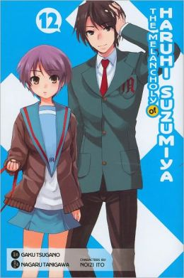 The Melancholy of Haruhi Suzumiya, Volume 12