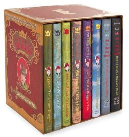 How to Train Your Dragon: Hardcover Gift Set #2