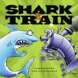 Book Cover Image. Title: Shark vs. Train, Author: Chris Barton