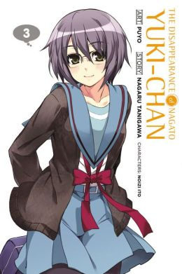The Disappearance of Nagato Yuki-chan, Vol. 3