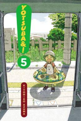 Yotsuba&!, Volume 5