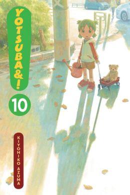 Yotsuba&!, Volume 10