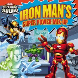 Super Hero Squad: Iron Man 8 x 8