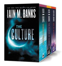 The Culture Boxed Set: Consider Phlebas, Player of Games and Use of Weapons