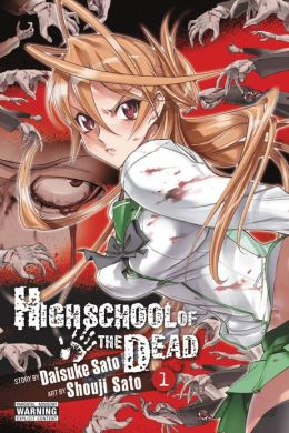 Highschool of the Dead (Color Edition), Vol 1