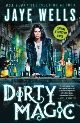 Dirty Magic (Prospero's War Series #1)