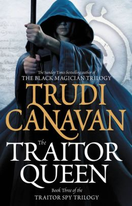 The Traitor Queen (Traitor Spy Trilogy #3)