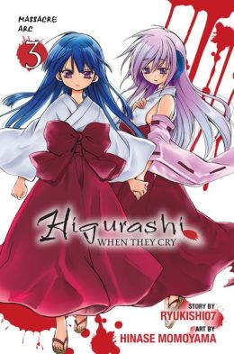 Higurashi When They Cry: Massacre Arc, Volume 3