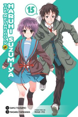 The Melancholy of Haruhi Suzumiya, Volume 15