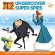 Book Cover Image. Title: Despicable Me 2:  Undercover Super Spies, Author: Kirsten Mayer