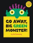 Book Cover Image. Title: Go Away, Big Green Monster!, Author: Ed Emberley