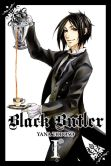 Book Cover Image. Title: Black Butler, Volume 1, Author: Yana Toboso