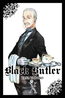 Black Butler, Volume 10