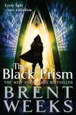 Book Cover Image. Title: The Black Prism, Author: Brent Weeks