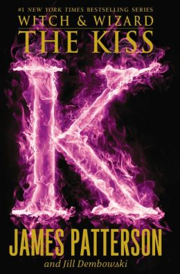 The Kiss - FREE PREVIEW EDITION - The First 16 Chapters (Witch and Wizard Series #4)