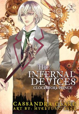 The Infernal Devices: Clockwork Prince, Volume 2 (Graphic Novel)