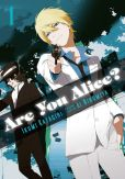 Book Cover Image. Title: Are You Alice?, Vol. 1, Author: Ikumi Katagiri