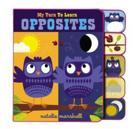 My Turn To Learn Opposites
