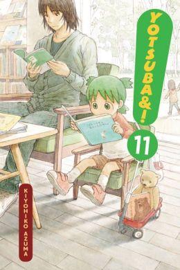 Yotsuba&!, Volume 11