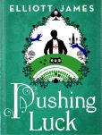Book Cover Image. Title: Pushing Luck, Author: Elliott James
