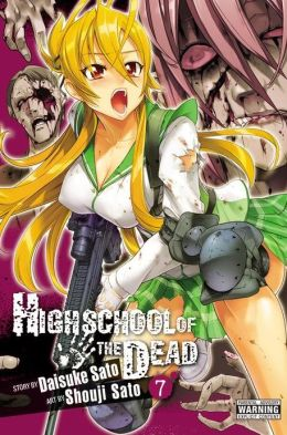Highschool of the Dead (Color Edition), Vol. 7