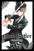 Book Cover Image. Title: Black Butler, Vol. 17, Author: Yana Toboso