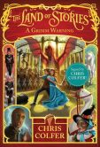 Book Cover Image. Title: A Grimm Warning (Signed Book) (Land of Stories Series #3), Author: Chris Colfer
