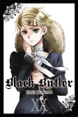 Book Cover Image. Title: Black Butler, Volume 20, Author: Yana Toboso