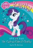 Book Cover Image. Title: My Little Pony:  Rarity and the Curious Case of Charity, Author: G. M. Berrow