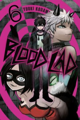 Blood Lad, Vol. 6