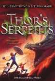 Book Cover Image. Title: Thor's Serpents, Author: K. L. Armstrong