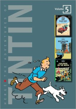 The Adventures of Tintin Three-In-One Series #5