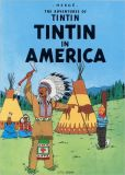 Book Cover Image. Title: Tintin in America, Author: Herge
