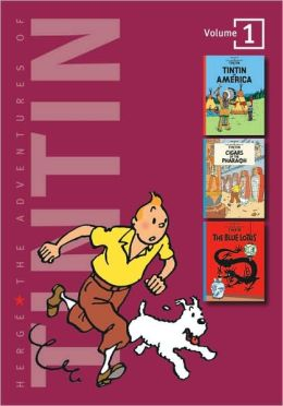 The Adventures of Tintin Three-In-One Series #1