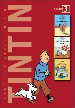 The Adventures of Tintin Three-In-One Series #3