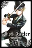 Book Cover Image. Title: Black Butler, Volume 17, Author: Yana Toboso