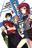 Book Cover Image. Title: The Devil Is a Part-Timer, Vol. 1, Author: Satoshi Wagahara