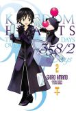 Book Cover Image. Title: Kingdom Hearts 358/2 Days, Vol. 2, Author: Shiro Amano