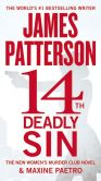 Book Cover Image. Title: 14th Deadly Sin (Women's Murder Club Series #14), Author: James Patterson
