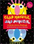 Book Cover Image. Title: Glad Monster, Sad Monster:  A Book About Feelings, Author: Ed Emberley