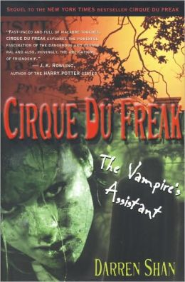 The Vampire's Assistant (Cirque Du Freak Series #2)