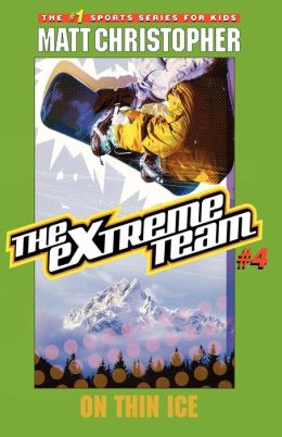 On Thin Ice (The Extreme Team Series #4)