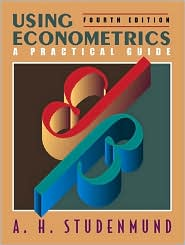 Using Econometrics: A Practical Guide
