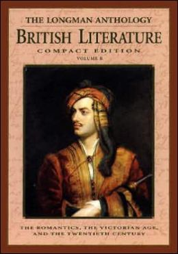 Longman Compact Anthology of British Literature, Volume B