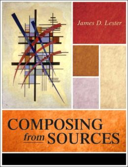 Composing from Sources