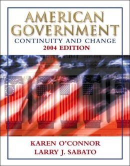 American Government 2004 Edition : Continuity and Change / With LP.com 2.0