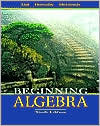 Beginning Algebra / With Mymathlab